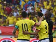 استدعاء خاميس وفالكاو إلى قائمة كولومبيا