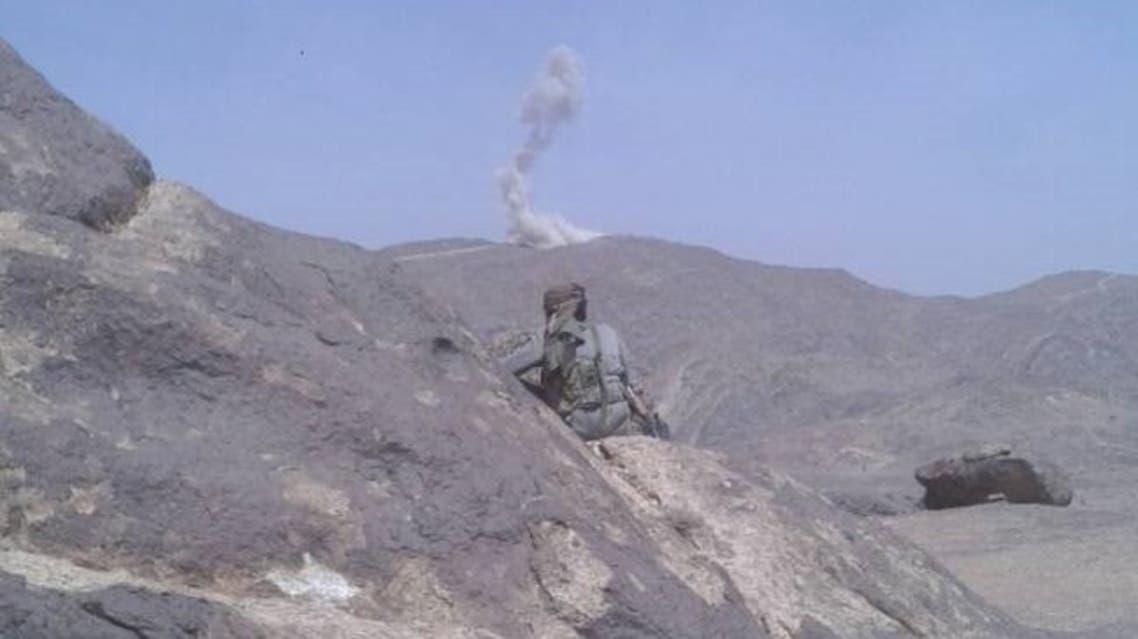 البيضاء معارك غارة اليمن