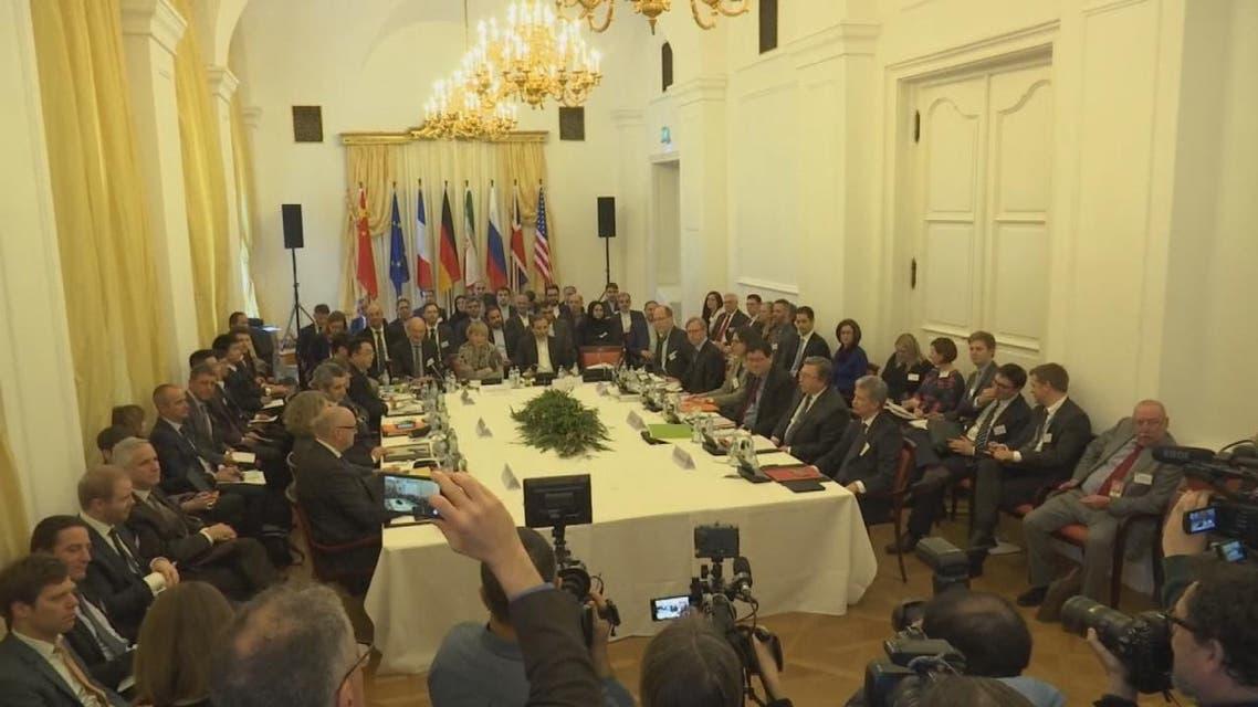 "THUMBNAIL_ طهران: الاتفاق النووي سيتأثر بأي ""عقوبات أوروبية"""