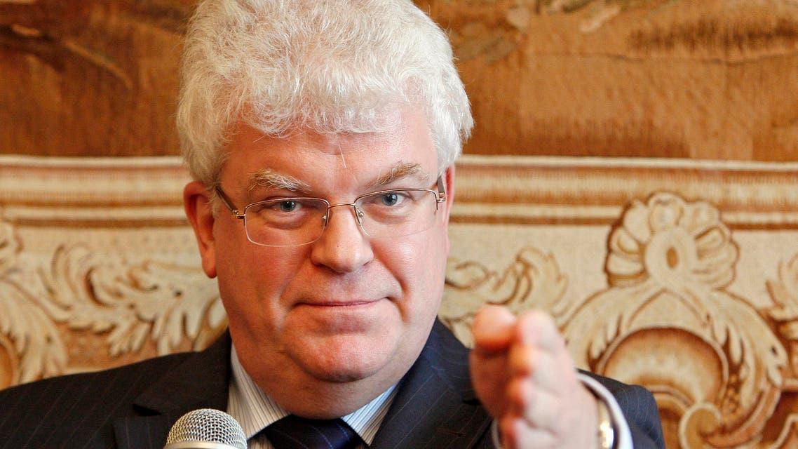 Russia's ambassador to the European Union Vladimir Chizhov. (Reuters)