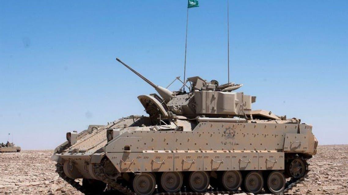 تواصل التمرين المشترك بين القوات السعودية والجيش الأميركي