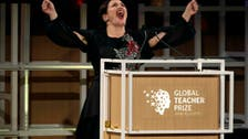 UK teacher wins whopping $1 mln in Dubai Global Teacher prize ceremony
