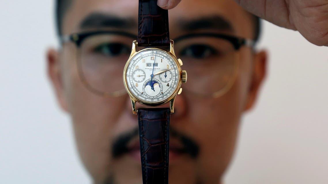 King farouk watch. (Reuters)