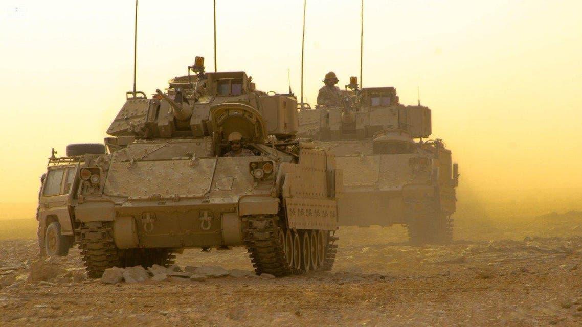 Saudi, US forces continue military training exercises