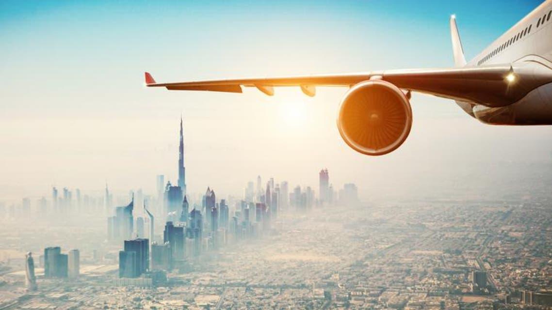 طيران دبي سفر سياحة