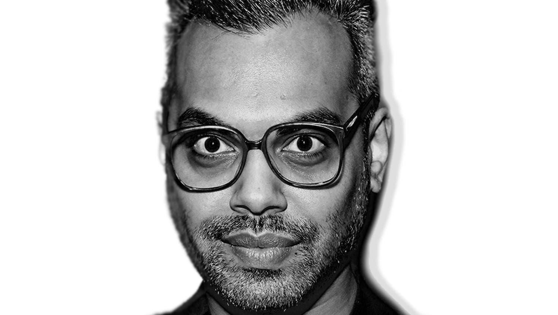 Shumon Basar, Commissioner of the Global Art Forum. (Courtesy: Art Dubai)