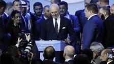 UN envoy De Mistura: Syria partition 'catastrophe', fears return of ISIS