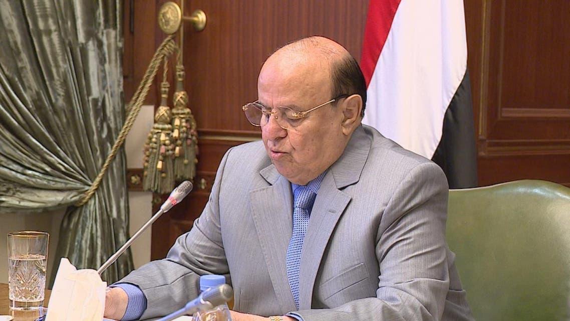 THUMBNAIL_ هادي يلتقي المبعوث الأممي الجديد إلى اليمن اليوم