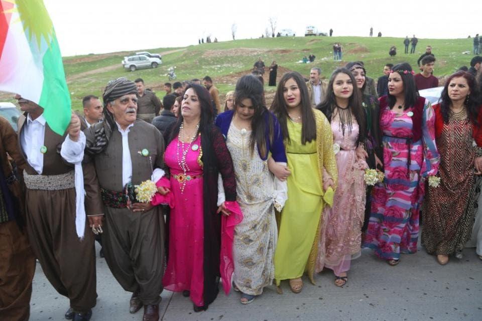 صور.. قصة عيد عراقي قديم يحتفل به الإيرانيون
