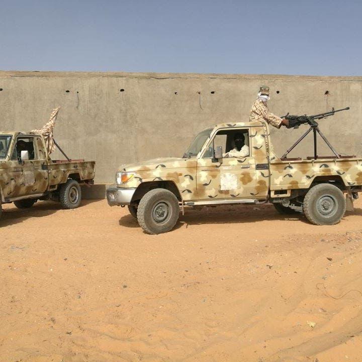 ليبيا.. الجيش يلاحق العصابات الإفريقية في الجنوب