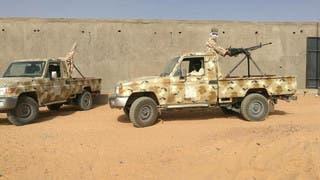 ليبيا.. الجيش يبدأ عملية أمنية في سبها