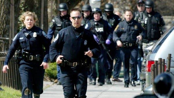 من الشرطة الأميركية