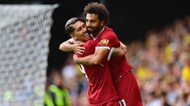 فيرمينيو: تألق صلاح لا يقلق لاعبي ليفربول