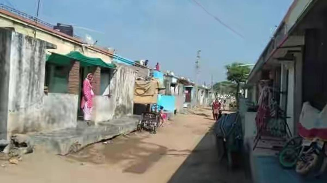Most of the rehabilitation colonies lack basic amenities like streetlights, drinking water and sewage pipes. (Supplied)