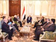 هادي للمبعوث الأممي الجديد: الحوثي ينفذ أجندة إيران