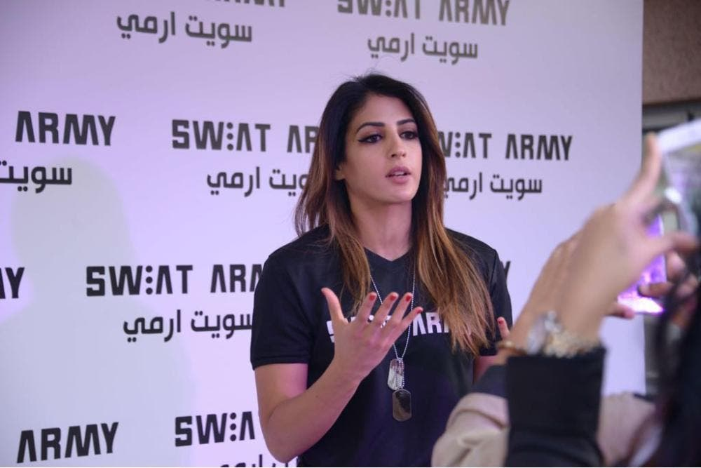 (Saudi Gazette) - (Saudi woman training)