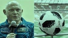 Saudi Arabia to play opening World Cup game with ball returning from space