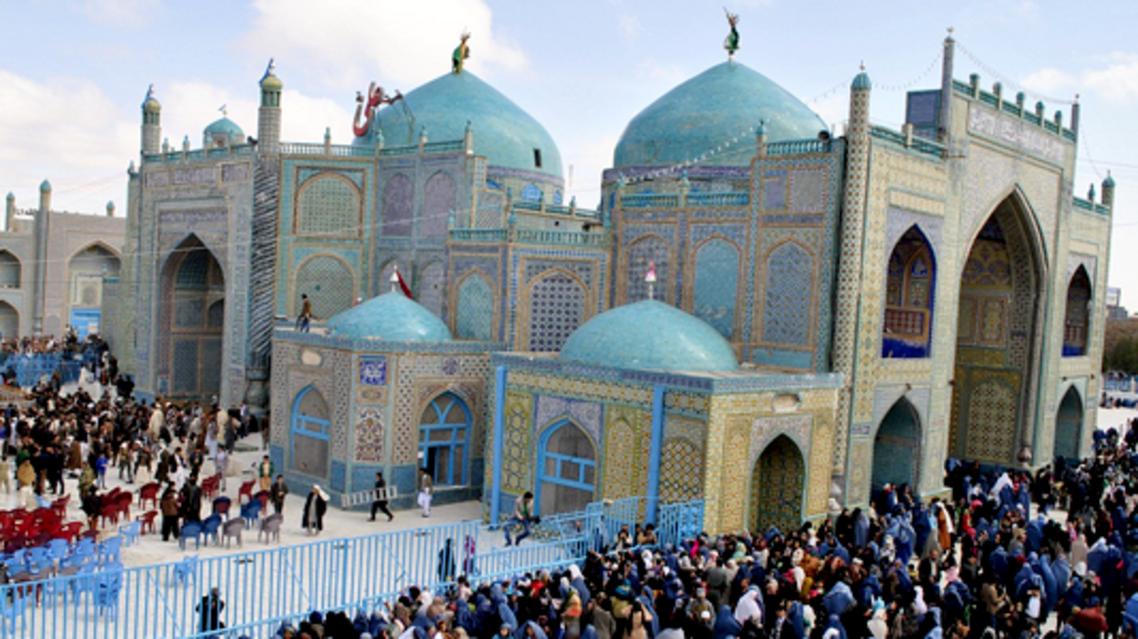 از حمله بر مراسم جشن نوروز در بلخ افغانستان جلوگیری شد