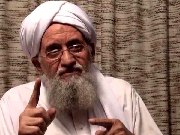 تنظيم القاعدة يزعم أن باكستان تحتجز زوجة الظواهري