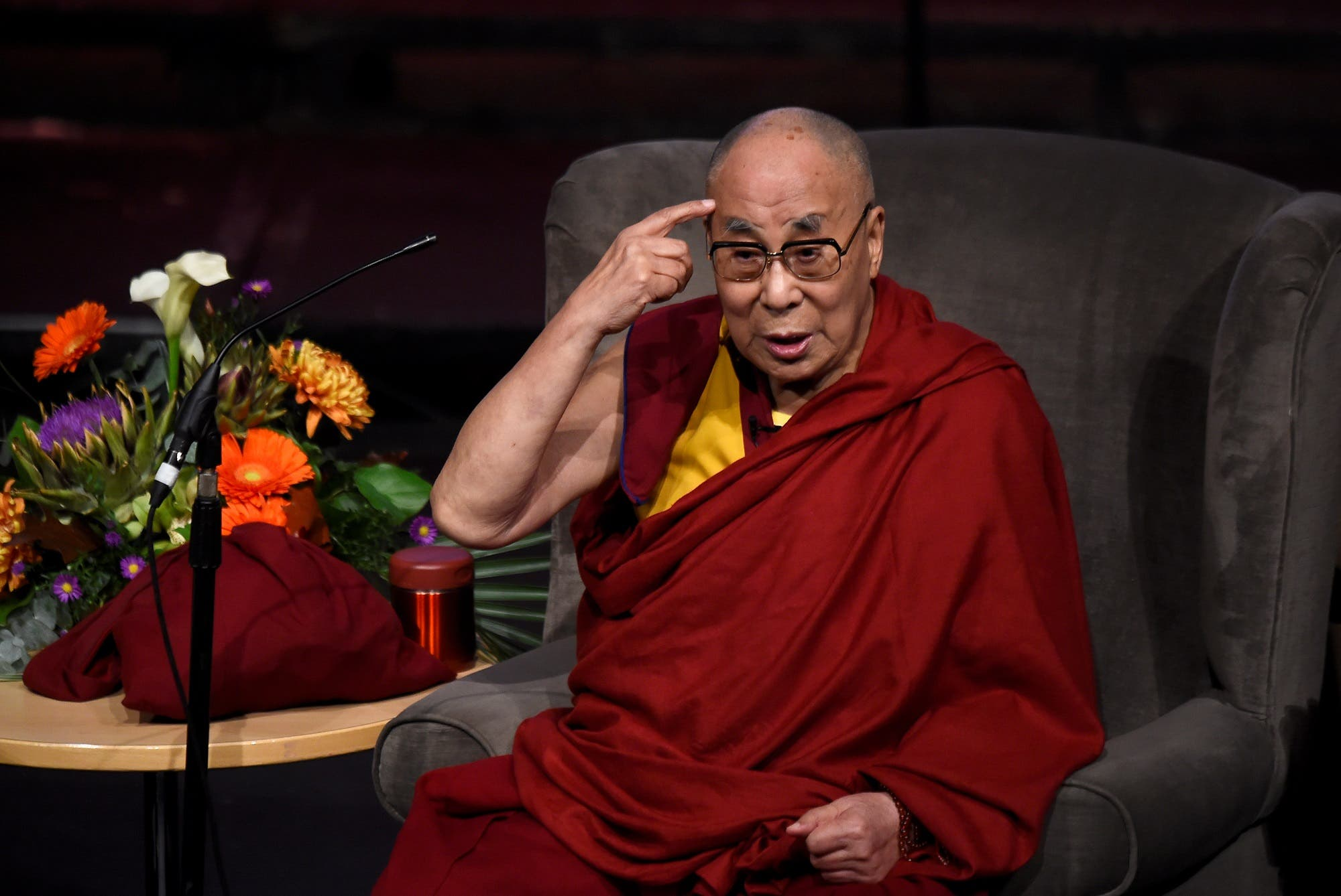 Dalai Lama has been a revered guest in India for more than six decades. (Reuters)