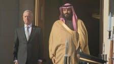 سعودی ولی عہد واشنگٹن میں، ایک ارب ڈالر مالیت کے ہتھیار خریدنے کے معاہدے