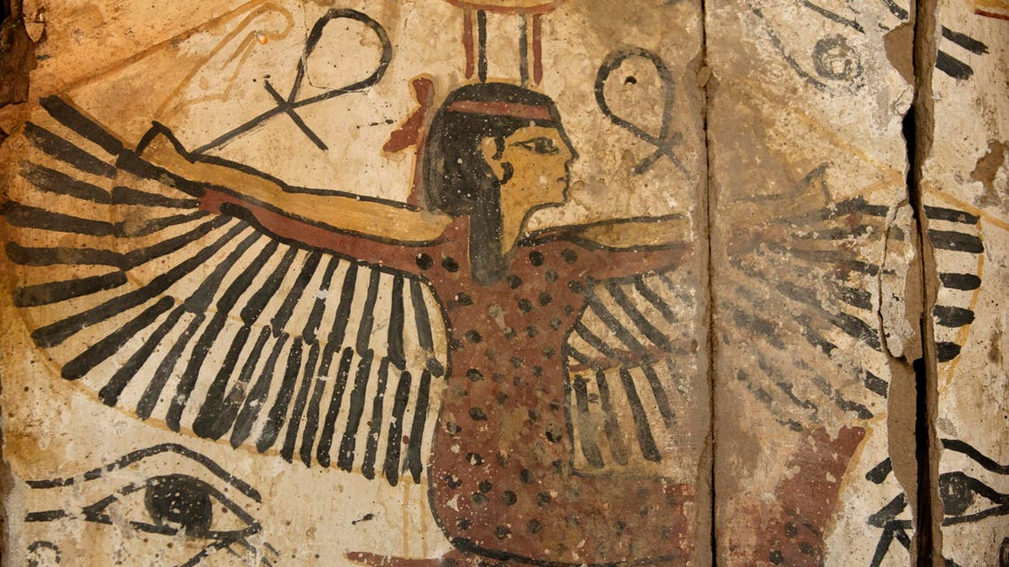 ancient egypt pharaohs. (AP)
