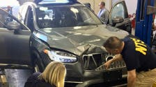 Arizona police release video of fatal collision with Uber self-driving SUV