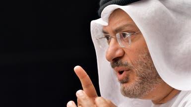قرقاش: تحريض إيران ضد الإمارات محاولة للتنفيس المحلي