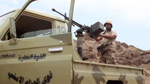عناصر من الجيش اليمني (أرشيفية)