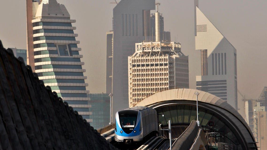 مترو دبي