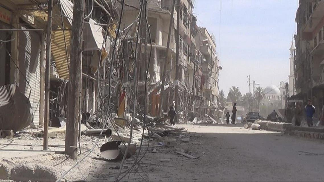 داعش يعزز وجوده في سوريا من جديد