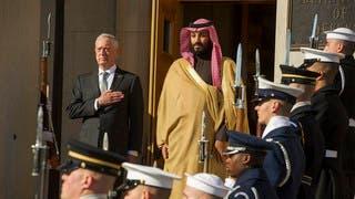 ولي العهد السعودي في واشنطن.. صفقة أسلحة بمليار دولار