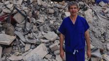 سرجری کی کارروائی براہ راست نشرکرنا شامی اسپتال پر بمباری کا موجب بنی