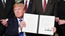 Trump: US agreed to delay hiking tariffs on some Chinese goods