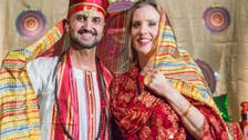 PICTURES: British diplomat, Dutch bride have traditional Sudanese wedding