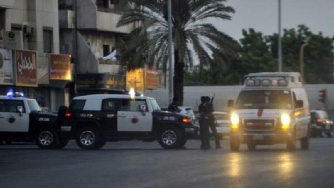 شرطة السعودية