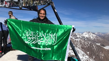 First certified Saudi female boxer reaches new heights, breaks Guinness records