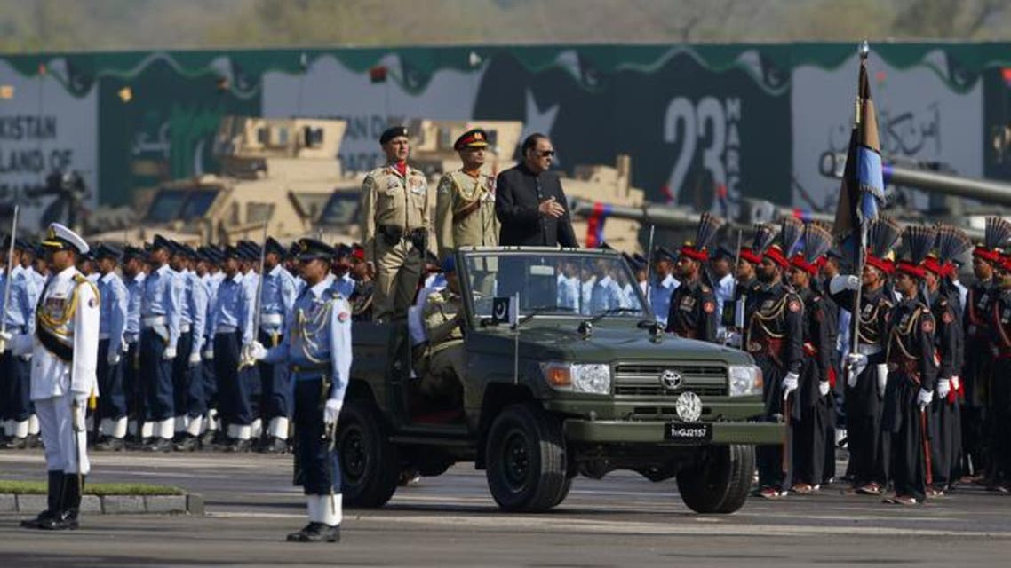 UAE's military contingent will participate in the Pakistan National Day parade