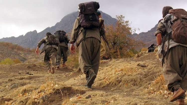 مقاتلو حزب العمال الكردستاني في سنجار