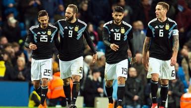بغياب ميسي.. الأرجنتين تتغلب على إيطاليا