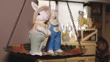 VIDEO: LA's Bunny Museum boasts record-breaking 35,000 rabbit-related items