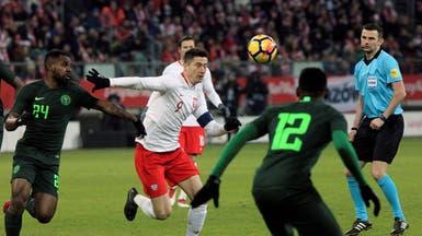 بولندا تعاني عندما تغيب أهداف ليفاندوفيسكي