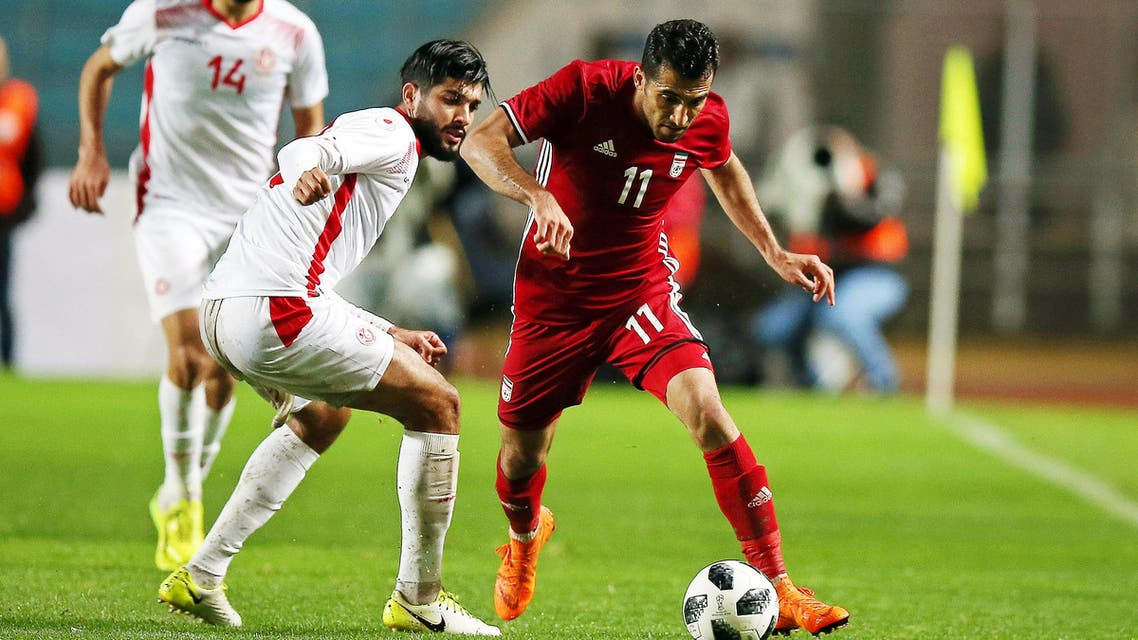 تونس إيران
