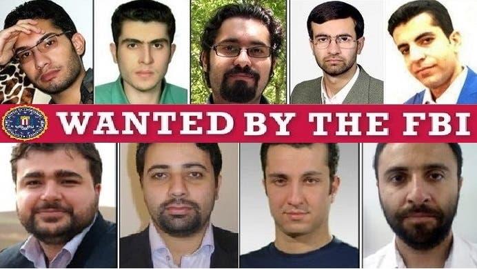 أفراد العصابة الألكترونية العاملة نيابة عن الحرس الثوري سيطاردهم الانتربول في الخارج