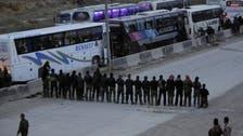 شامی باغی گروپ مشرقی الغوطہ میں اپنے آخری دو میں سے ایک علاقے سے انخلا کو تیار
