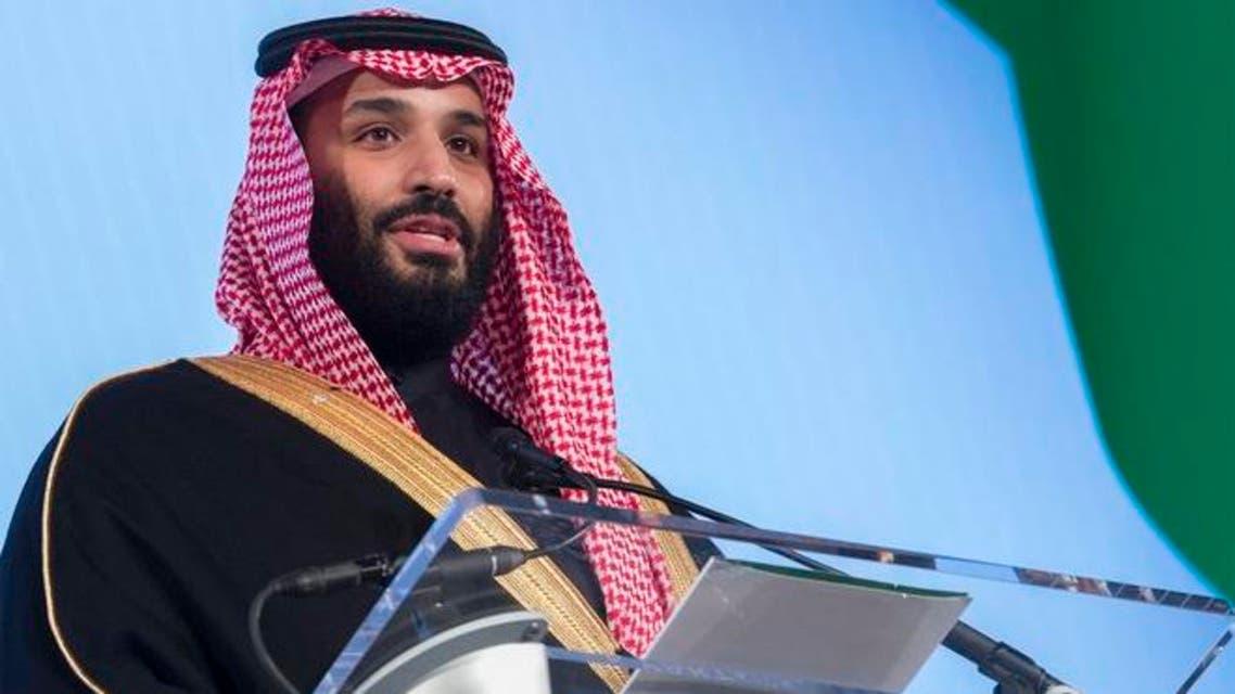 محمد بن سلمان حفل الشراكة السعودية الأميركية