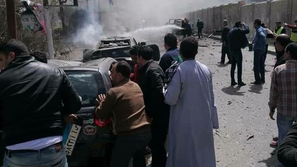 تفجير الإسكندرية