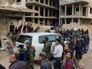 جنوب الغوطة في عهدة الروس.. بدء خروج المقاتلين
