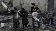 سوريا.. اشتباكات في دوما آخر جيوب المعارضة بالغوطة
