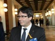 اعتقال زعيم إقليم كتالونيا السابق في ألمانيا